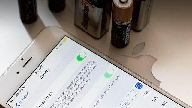 iPhone Düşük Güç Modu Hızlı Açmanın 3 Yolu