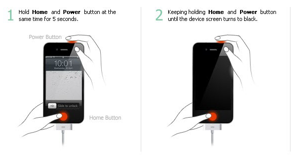 iPhone DFU Mod Nedir