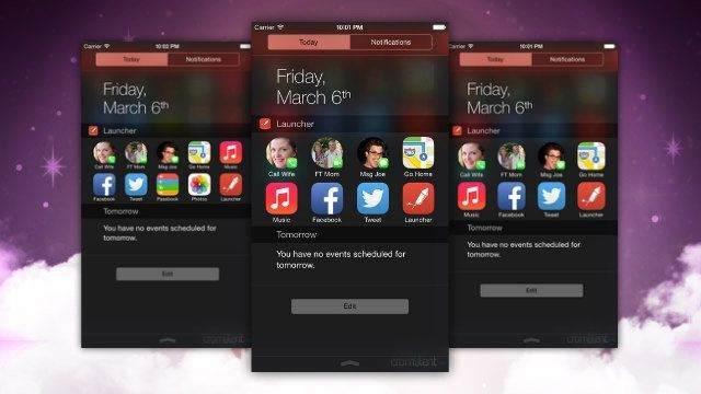 iPhone iOS Bildirim Paneline Widget / Kısayol Ekleme 9