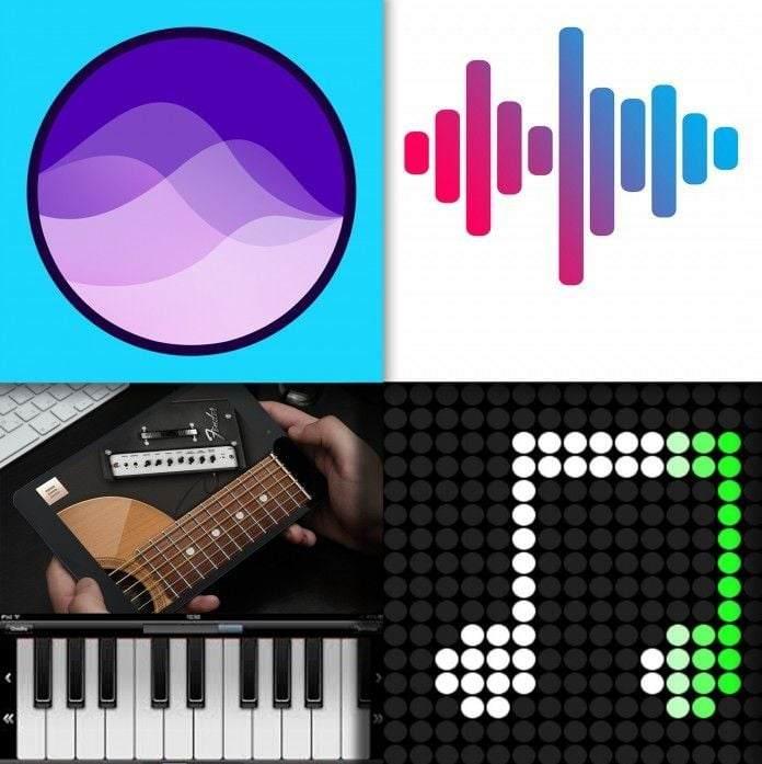 İçinizdeki Müzisyene Kulak Verin  Müzik Yapmanızı Sağlayacak 5 Ücretsiz iOS Uygulaması