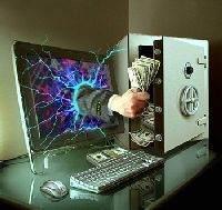 (resim: monitorden çıkan et ve kasadan alınan para)