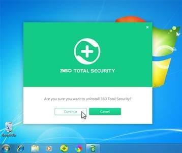 360 Total Security nasıl silinir, nasıl kaldırılır-3