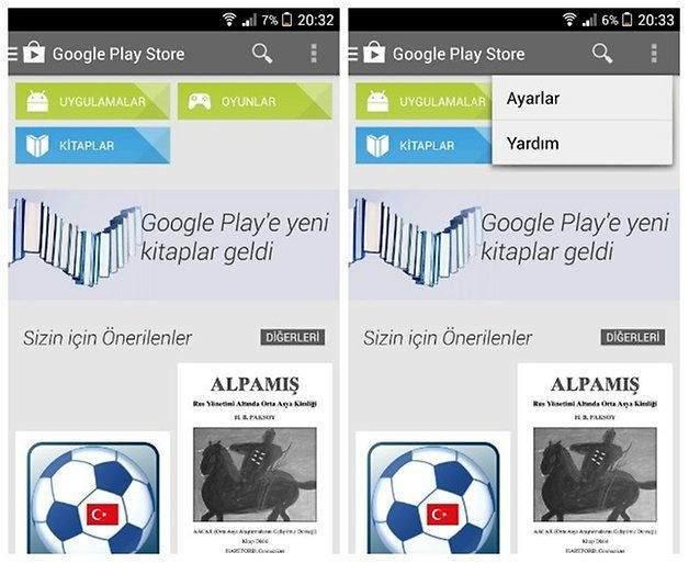 Android Cihazlarda Mobil Internet Üzerinden Otomatik Uygulama Güncelleme Nasıl Kapatılır-2