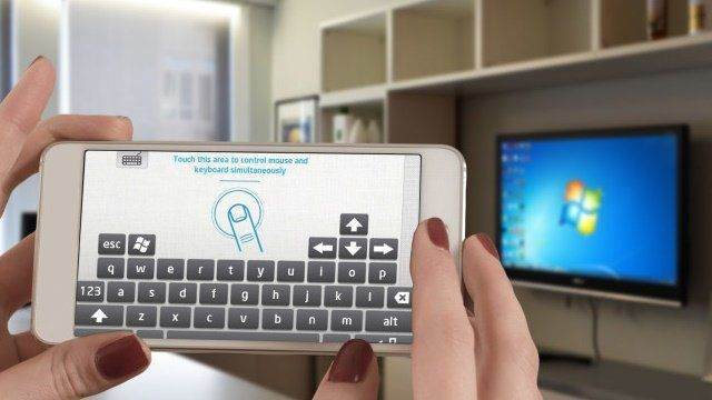 Android Telefon/Tablet Klavye ve Mouse Olarak Nasıl Kullanılır?
