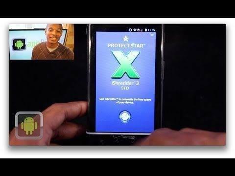 Android Telefonda Dosyalar Kalıcı Olarak Nasıl Silinir? 2