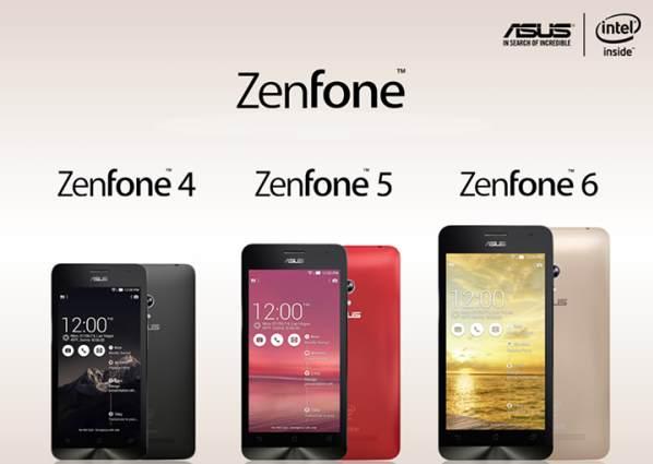 Asus Zenfone Serisi Hard Reset Nasıl Yapılır