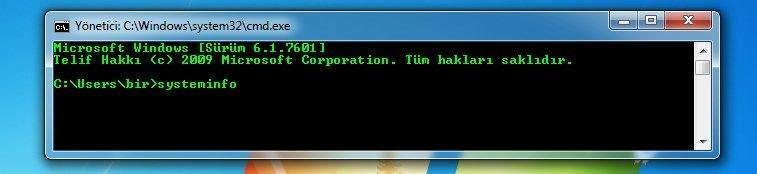 Bilgisayara Format Atılma Zamanını Öğrenme