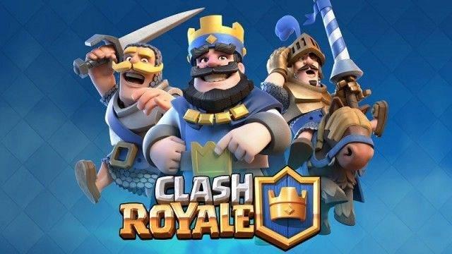 Clash Royale Karakterleri 1