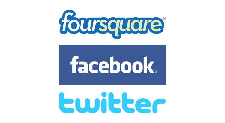 Foursquare Hesabınızı Twitter ve Facebook Hesaplarınızla Nasıl Bağlayabilirsiniz? 1
