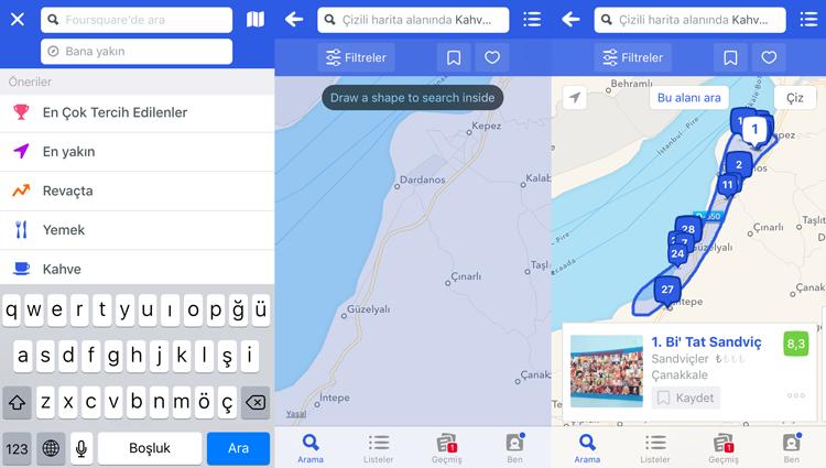 Foursquare_ile_rotaniz_uzerindeki_mekanlari_arayin_harita