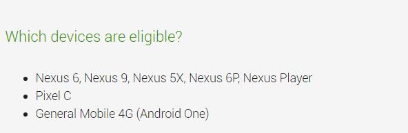 General Mobile 4G ile Android N Betayı Deneyebilirsiniz-2
