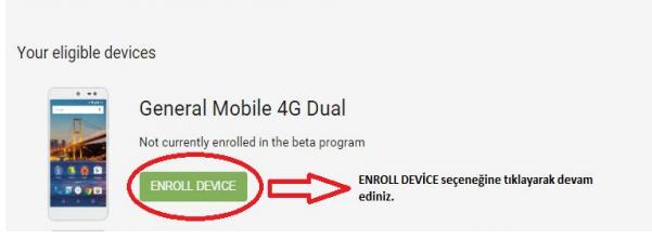 General Mobile 4G ile Android N Betayı Deneyebilirsiniz-3