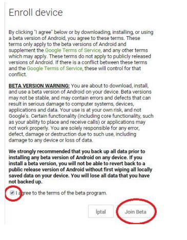 General Mobile 4G ile Android N Betayı Deneyebilirsiniz-4