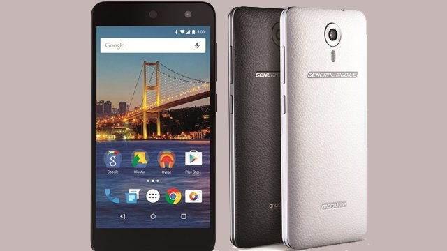 General Mobile 4G ile Android N Betayı Deneyebilirsiniz