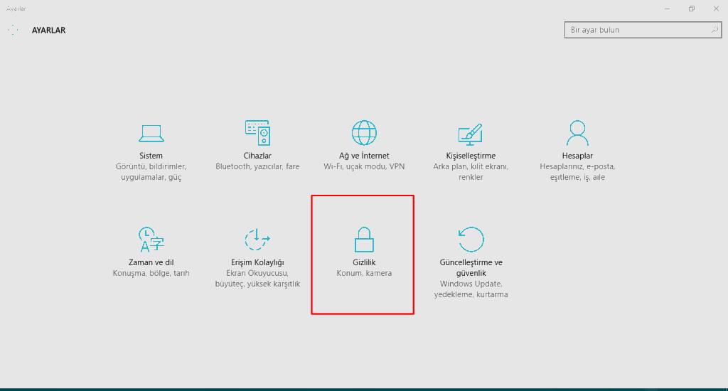 Windows-10-da-Arka-Planda-Çalışan-Uygulamaları-Durdurmak-3