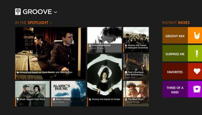 Windows 10'da Groove Müzik Uygulaması Nasıl Kaldırılır?