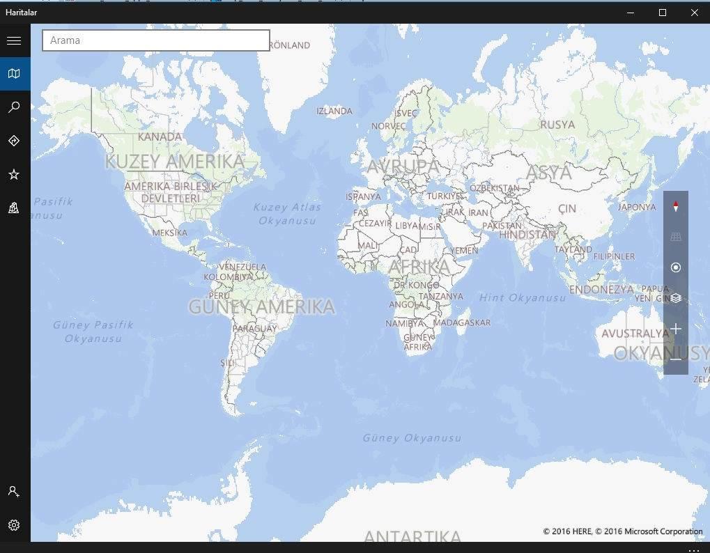 Windows 10'da Haritalar Nasıl Kaldırılır
