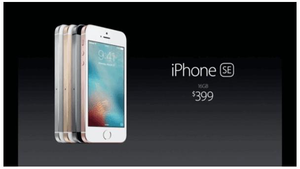 iPhone SE ve iPhone 5S Karşılaştırması 1