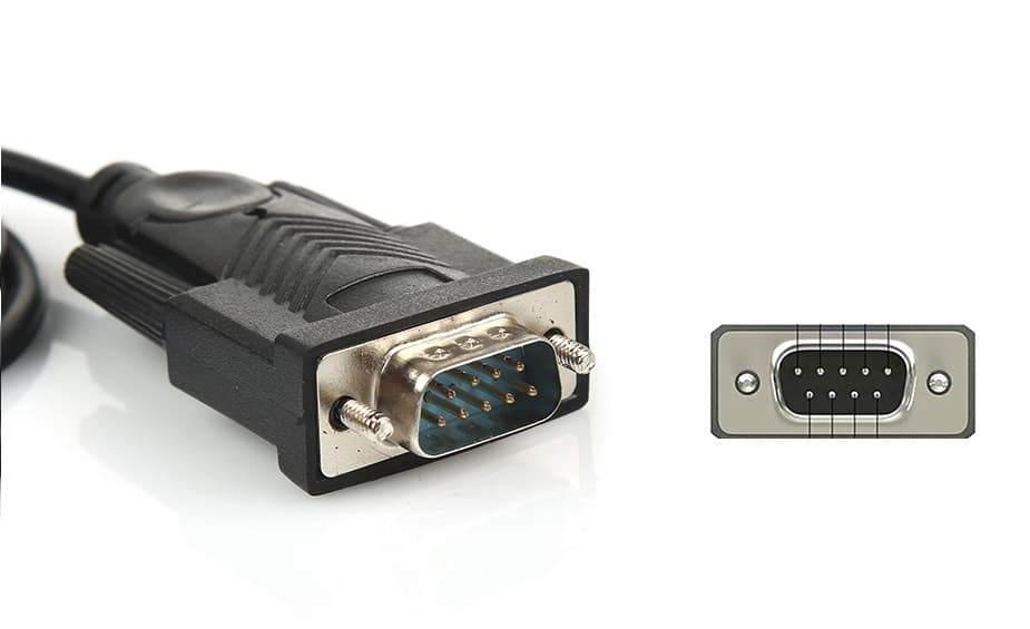 RS232 Seri Port Nedir? RS232 Seri Port Nasıl kullanılır?