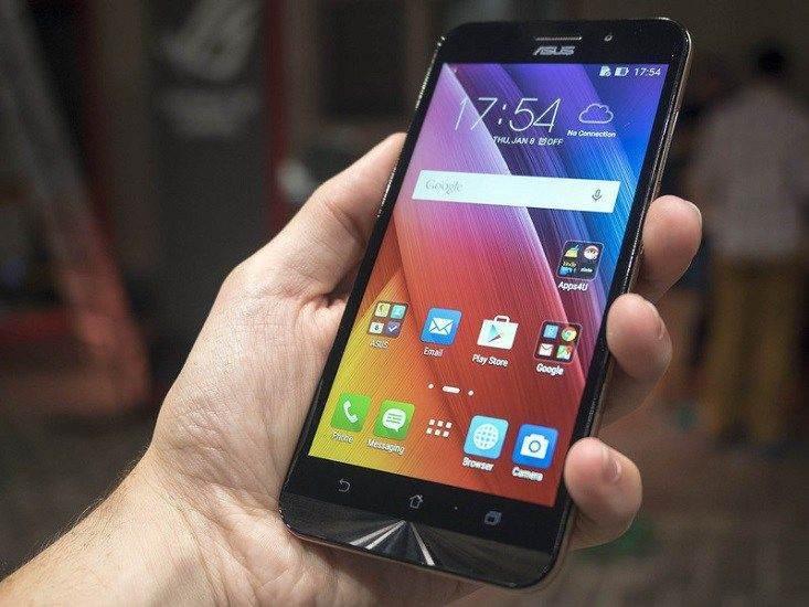 ASUS ZenFone Max'da Ekran Görüntüsü Nasıl Alınır?