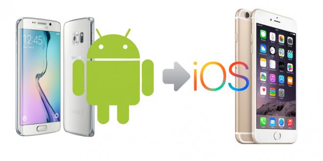 Android'den iPhone'a Rehber Nasıl Aktarılır? 1