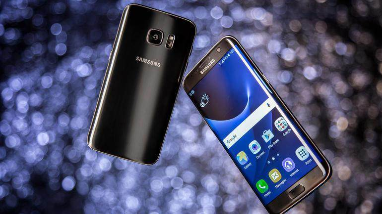 Galaxy S7/Galaxy S7 Edge Ekran Görüntüsü Nasıl Alınır? 1