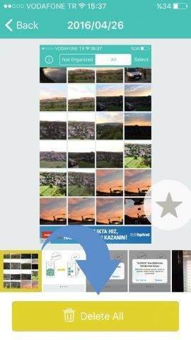 IOS Cihazlarda Fotoğraflar Toplu Şekilde Nasıl Silinir-4