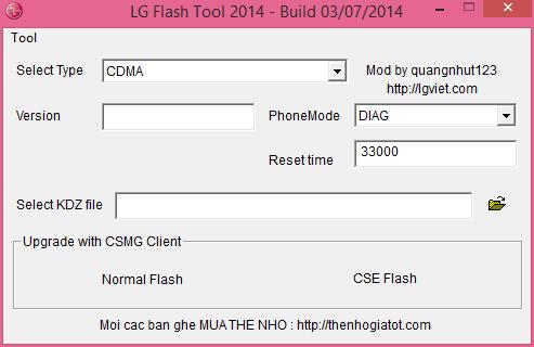 LG Telefonlara Flashtool ile Nasıl Rom Yüklenir-2
