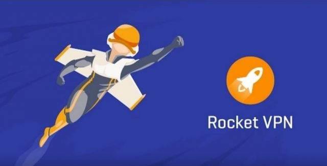 Rocket VPN ile Yasaklı Sitelere Hızlı Girin 1