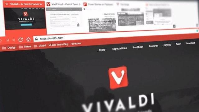 Vivaldi İnternet Tarayısıcı Nedir, Özellikleri Nelerdir? 1
