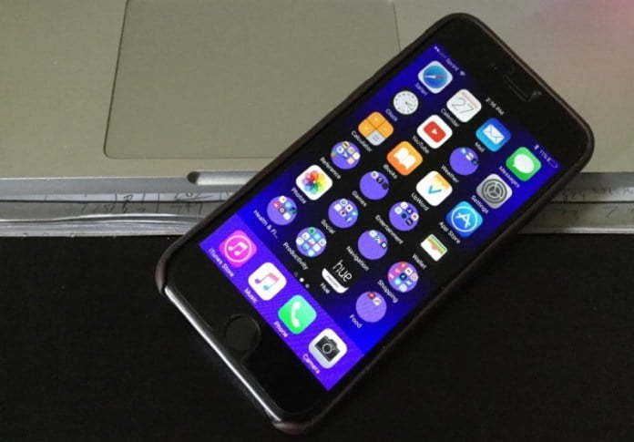 iPhone ve iPad'de Klasörler Nasıl Yuvarlak Yapılır? 1