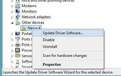 Android'de ADB ve Bootloader Erişimi için Google USB Sürücülerinin Kurulması