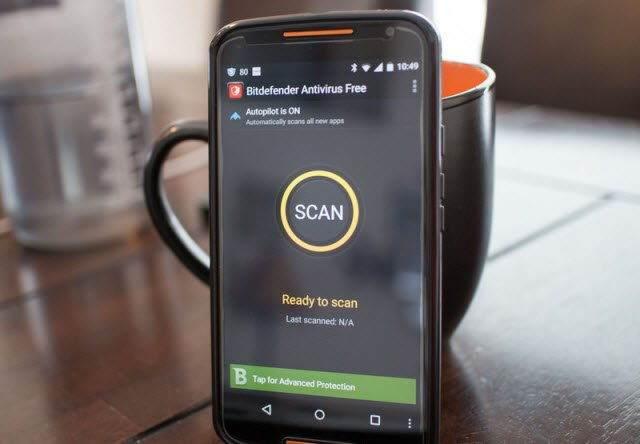 Android Antivirüs Uygulamaları