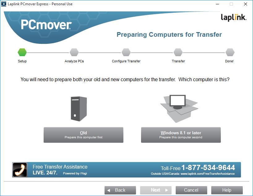 Eski bilgisayarınızdaki dosyaları yeni bilgisayarınıza aktarın