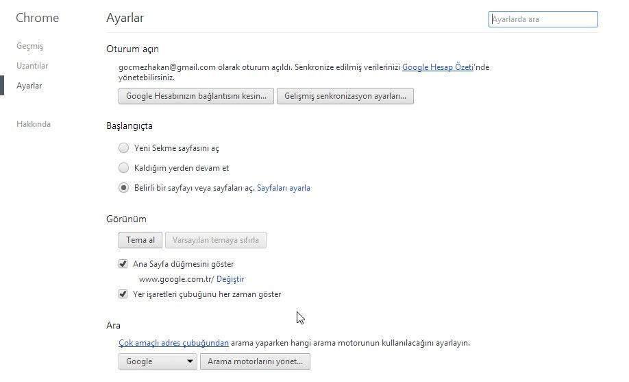 Google Chrome Nasıl Sıfırlanır-2