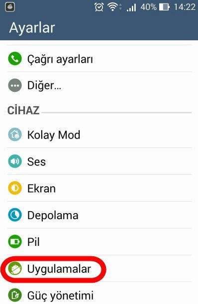 Google Play Durduruldu Hatası Çözümü 1