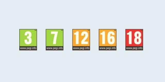 Google Play'de bulunan PEGI 3 – 7- 12 – 16 – 18 Nedir ? 2