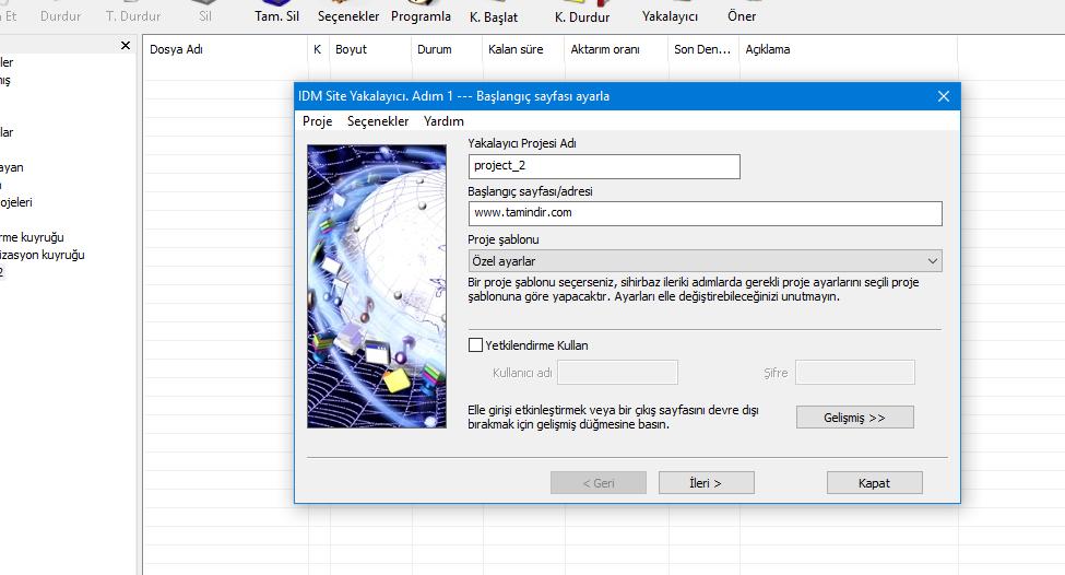 IDM Internet Download Manager Kullanımı için Etkili İpuçları-4