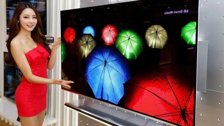 OLED TV nedir? OLED ve LED Arasında Ne Fark Var? 7