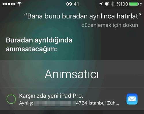 Siri'de Anımsatma Özelliği Nasıl Kullanılır-2