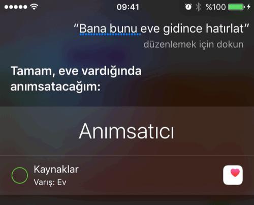 Siri'de Anımsatma Özelliği Nasıl Kullanılır-6