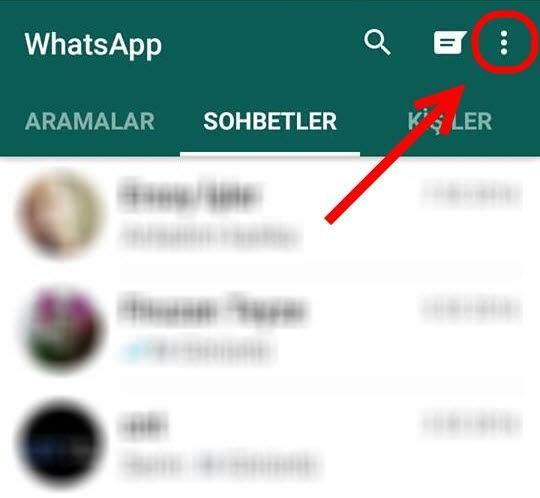 WhatsApp Bilgisayar Versiyonu Nasıl Kullanılır -1