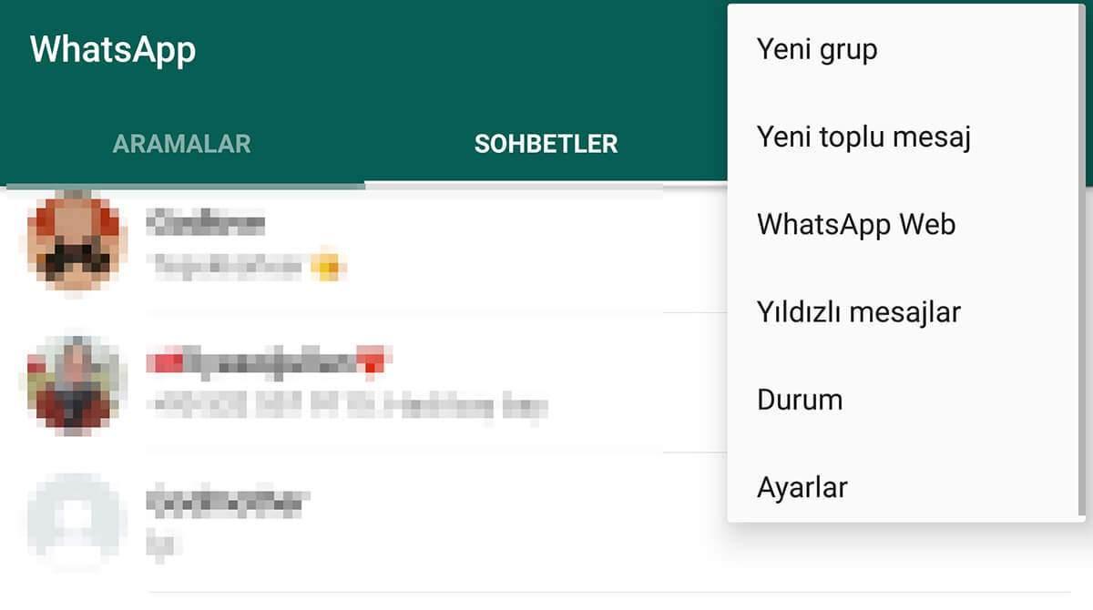 Whatsapp Sürümü Nasıl Öğrenilir1