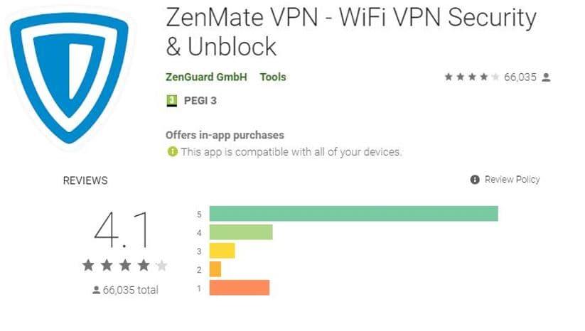 Android için En İyi VPN Uygulamaları