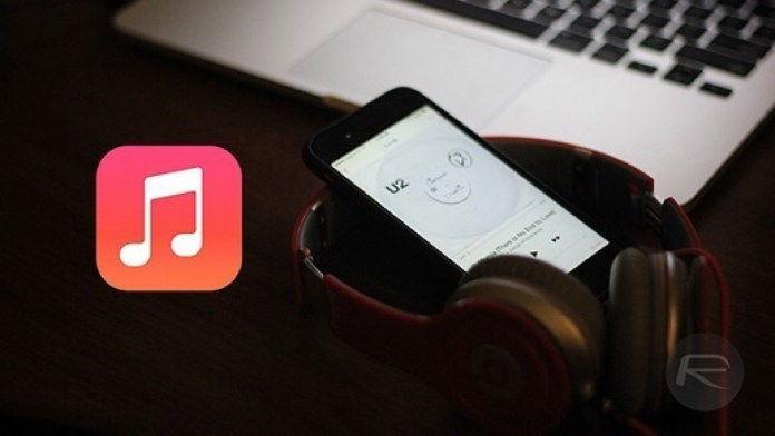 iPhone ve iPad'de Müziklerin Kapladığı Alanı Azaltma 1