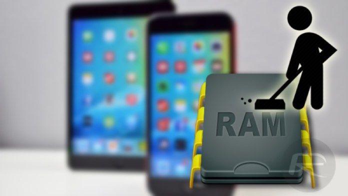 iPhone/iPad'de RAM Boşaltmanın En Kolay Yolu 1