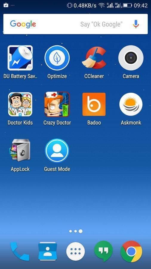Android Misafir Modu Nasıl Kullanılır-1
