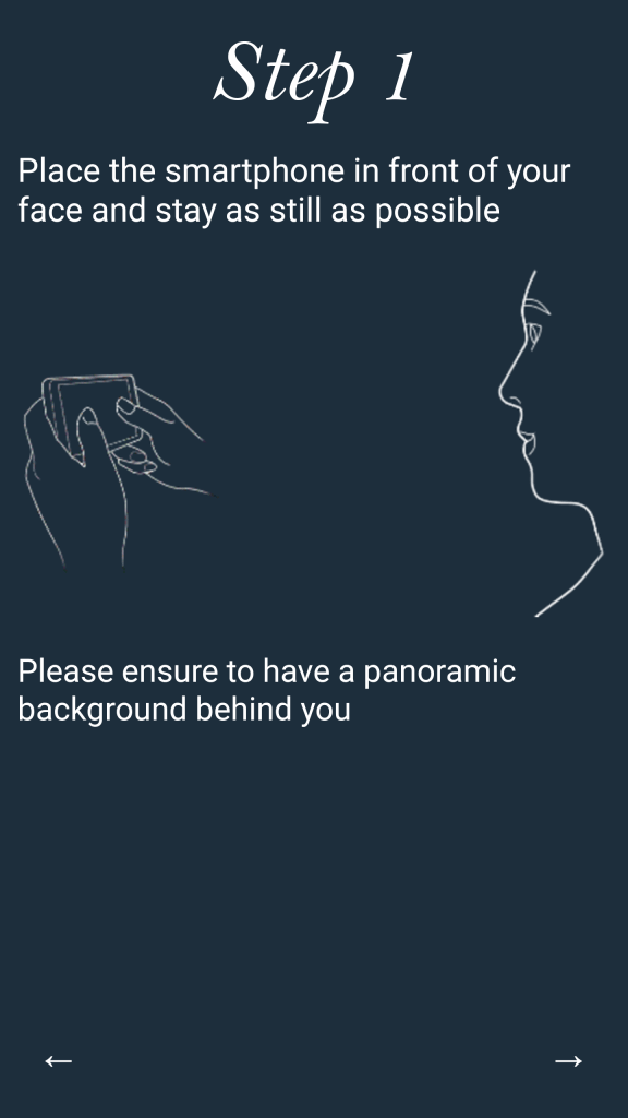 Android Telefondan Panoramik Selfie Nasıl Çekilir2