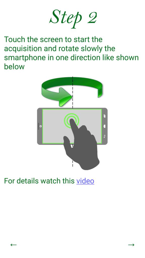 Android Telefondan Panoramik Selfie Nasıl Çekilir3