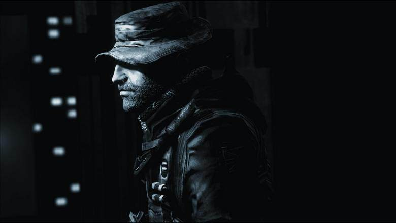 Captain Price – (Call Of Duty)